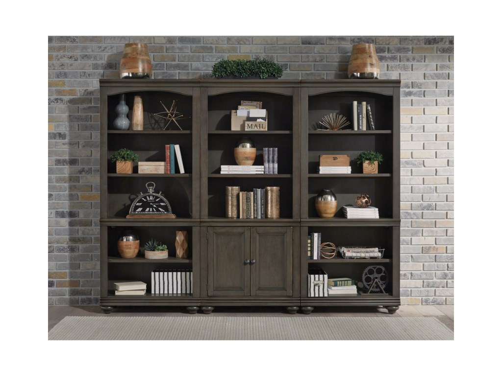 Aspenhome OxfordDoor Bookcase