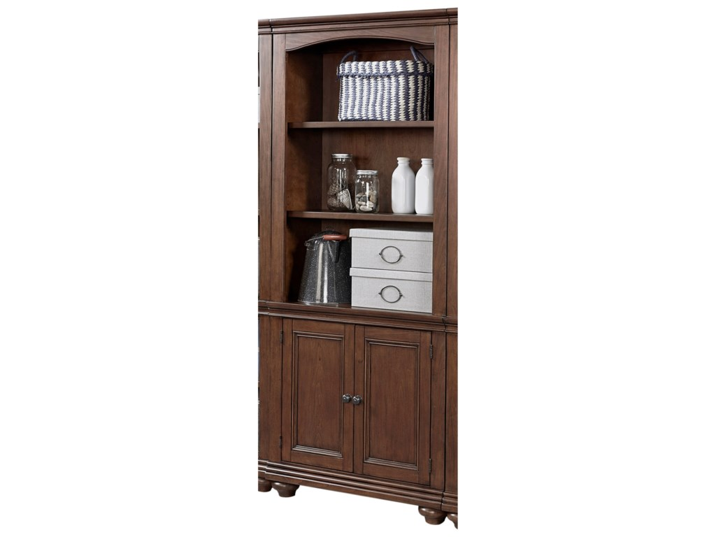 Aspenhome OxfordDoor Bookcase