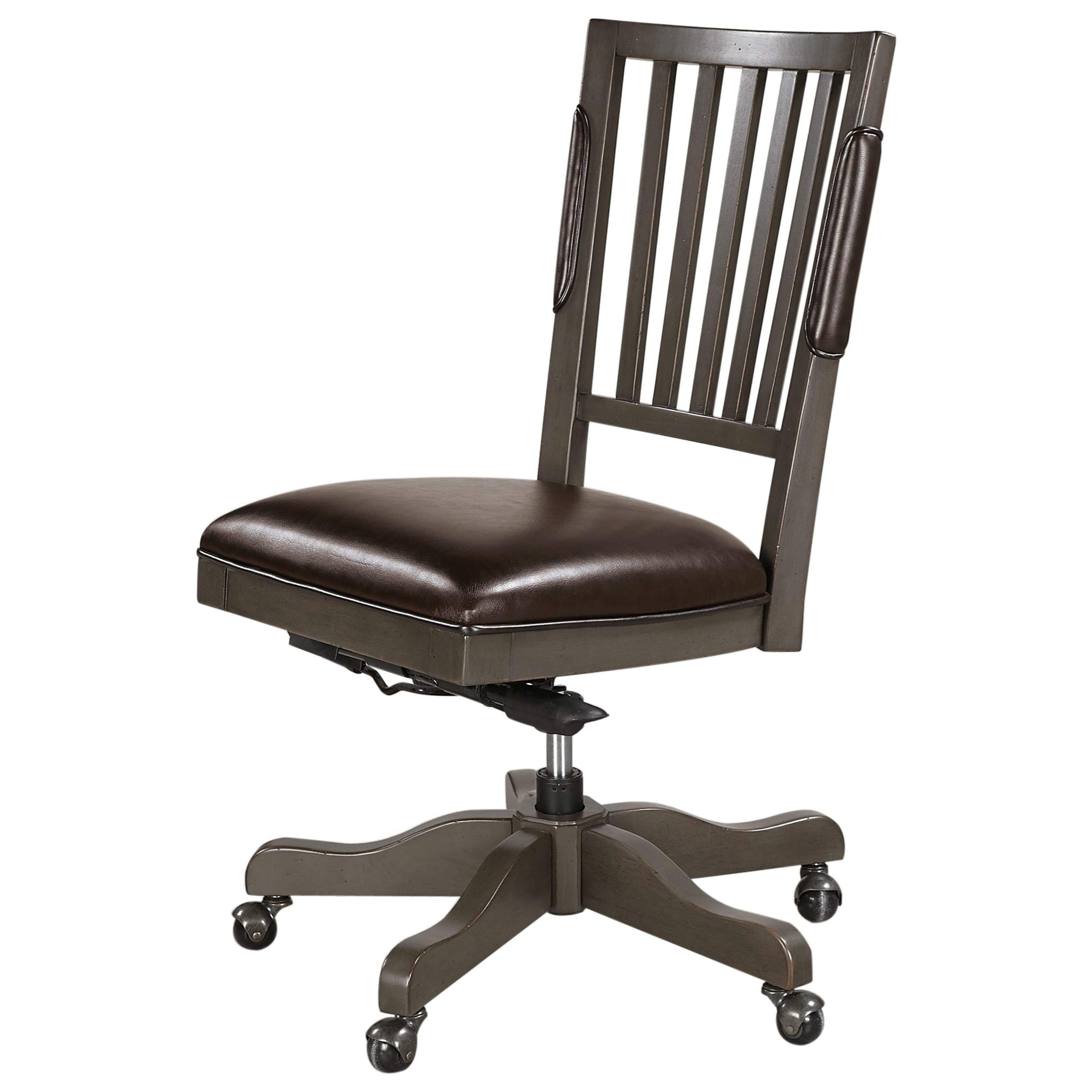 aspenhome oxford armless office chair belfort furniture office rh belfortfurniture com armless desk chairs leather armless desk chairs leather
