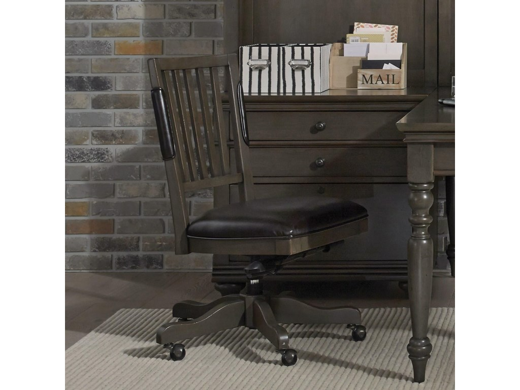 Aspenhome OxfordOffice Chair