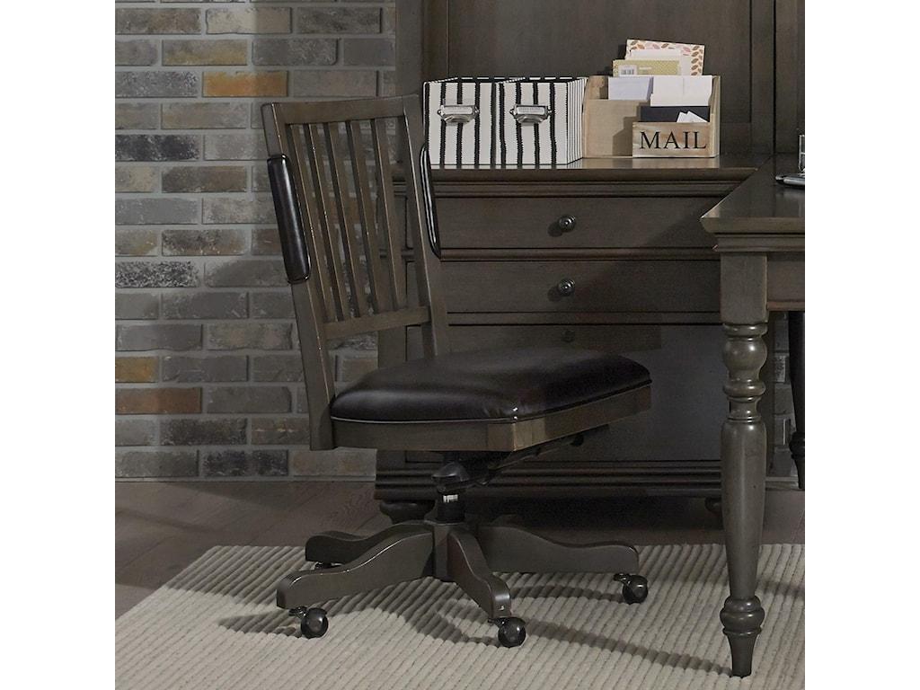 Aspenhome OxfordOffice Chair