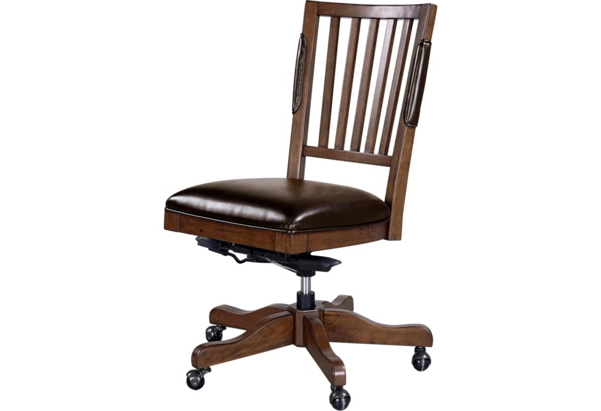 Birch Home Oxford Armless Office Chair Sprintz Furniture Office Task Chairs