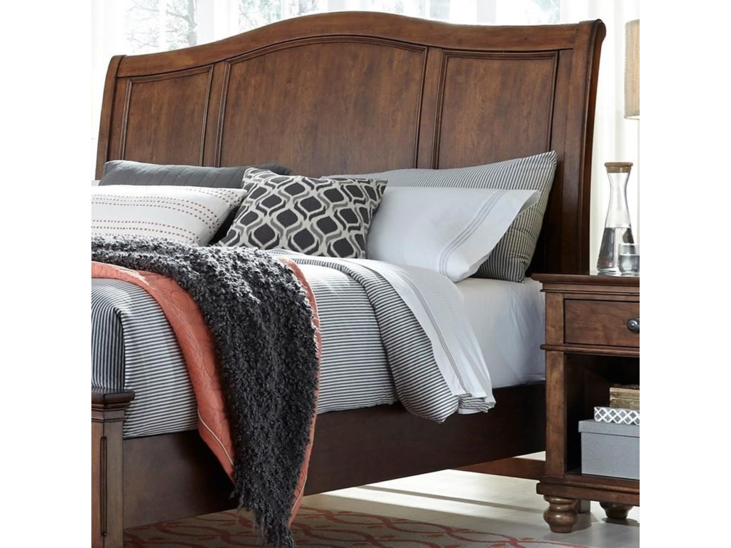 Aspenhome OxfordKing Headboard
