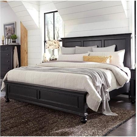 Oakford Queen Panel Bed