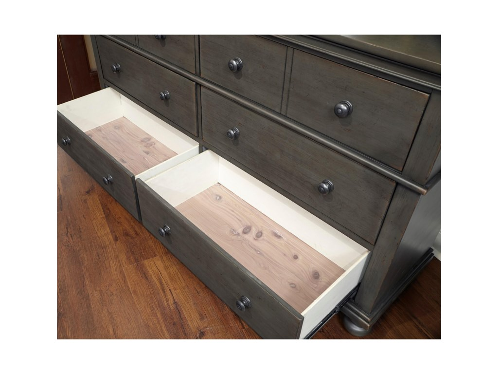 Aspenhome OxfordDresser