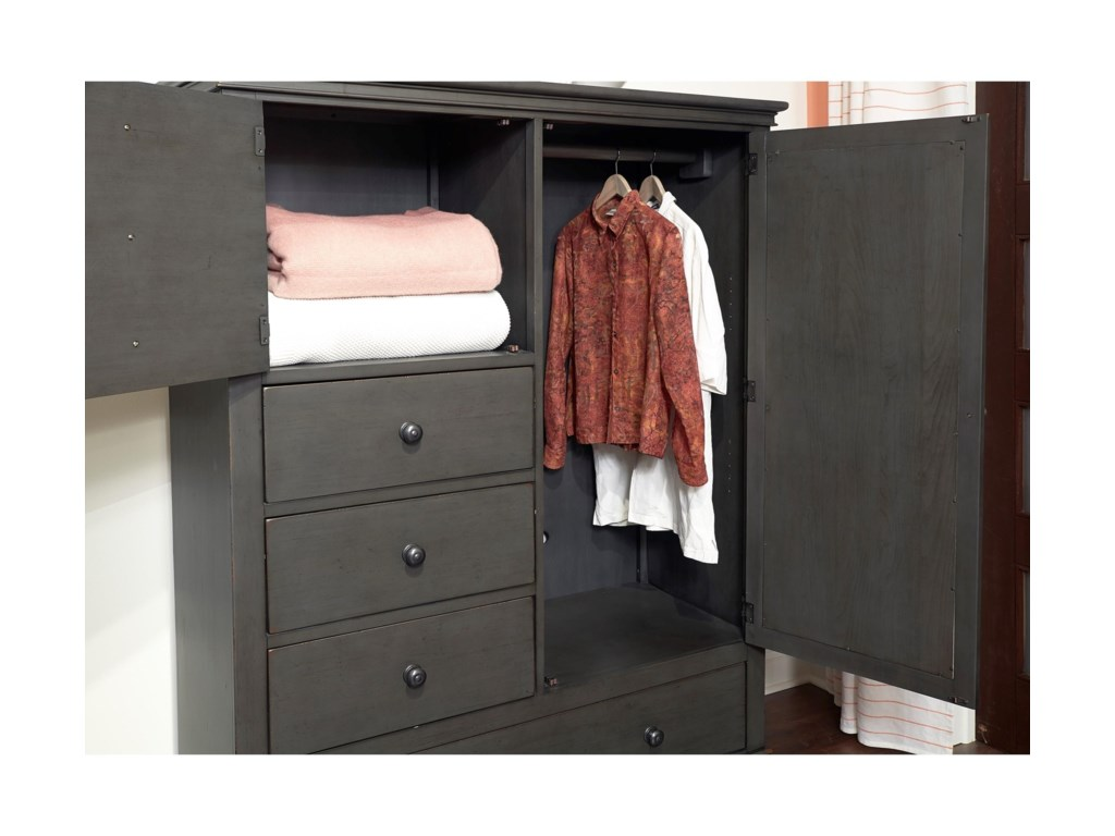 Aspenhome OxfordDoor Chest