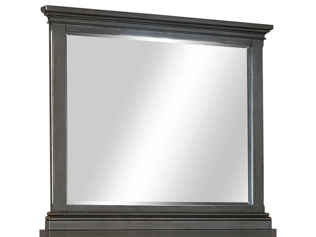 Aspenhome OxfordLandscape Mirror