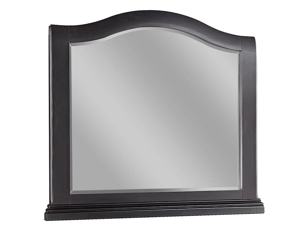 Aspenhome OxfordArched Mirror