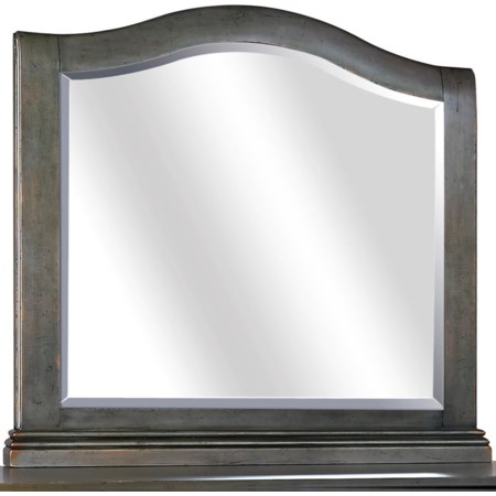 Oakford Arched Mirror