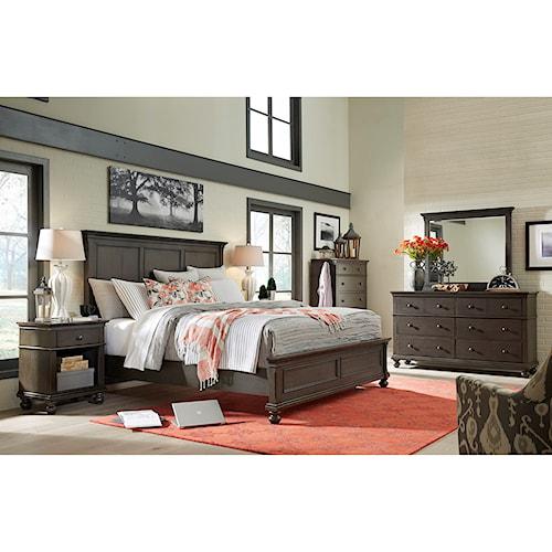 Aspenhome Oxford Queen Bedroom Group
