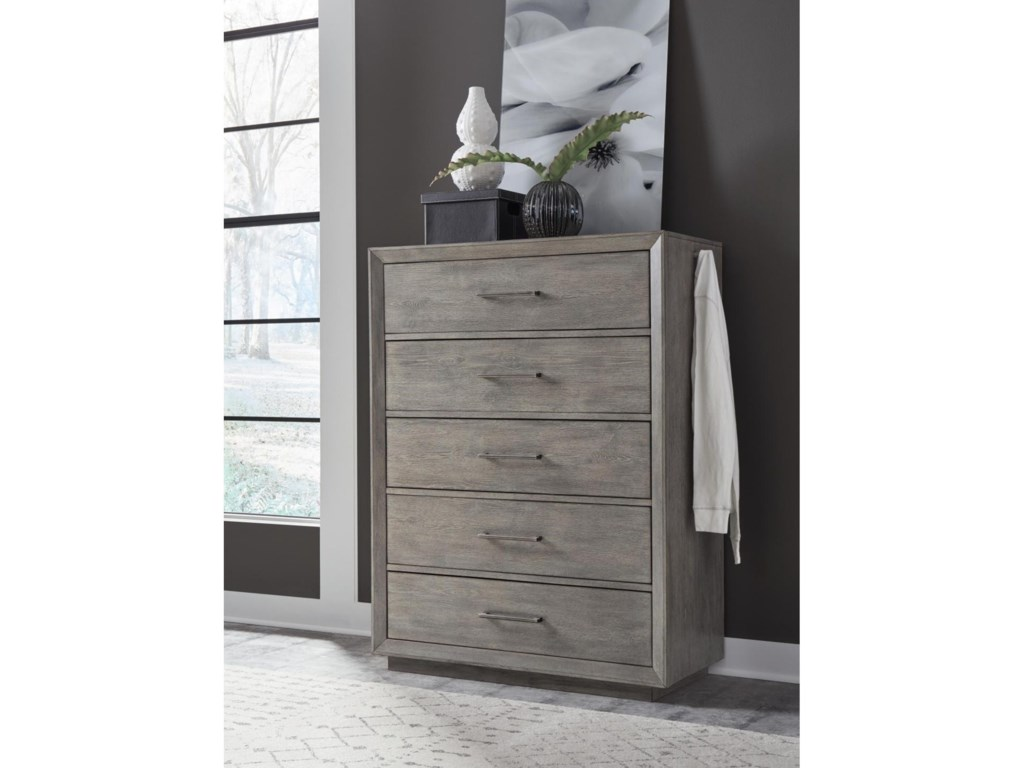 Aspenhome PlatinumChest of Drawers