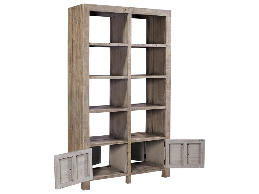 Highland Court PerrisRoom Divider with 6 Shelves