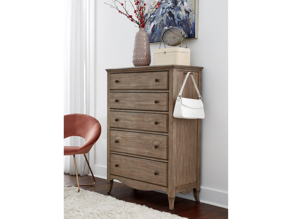 Aspenhome ProvenceChest of Drawers