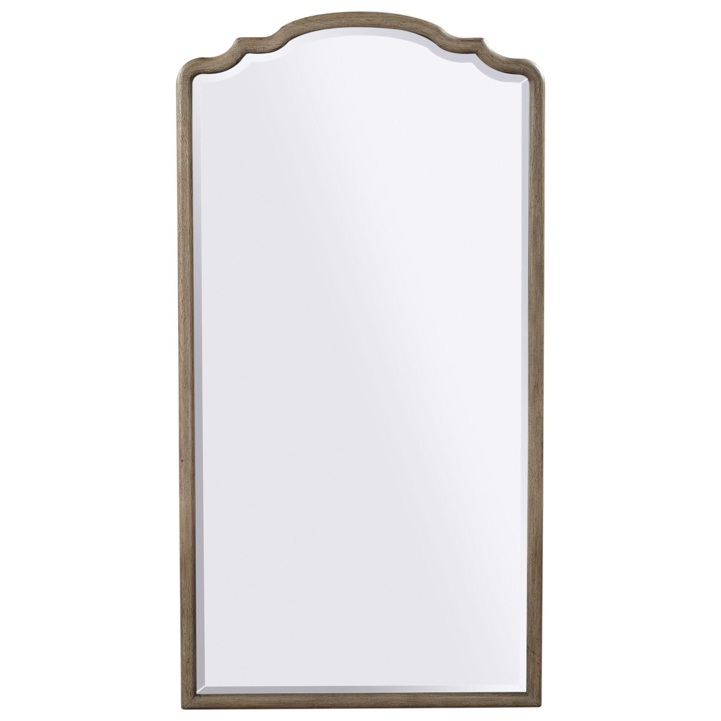 Casual Floor Mirror