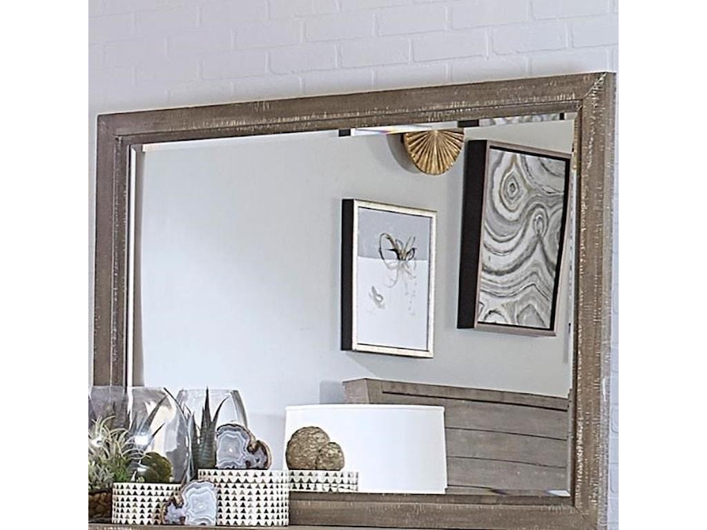Aspenhome RadiataLandscape Dresser Mirror