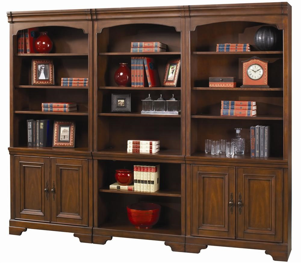 Large Bookcase Wall
