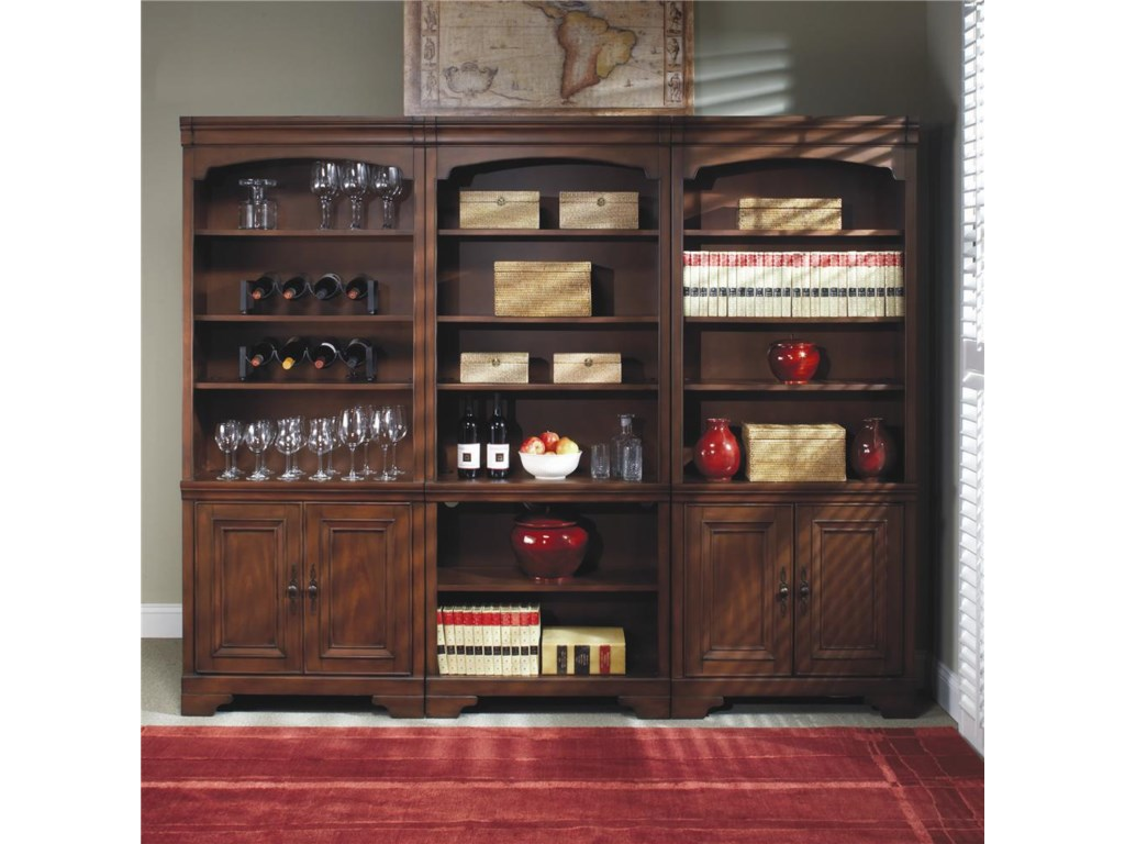 Highland Court RichmondLarge Bookcase