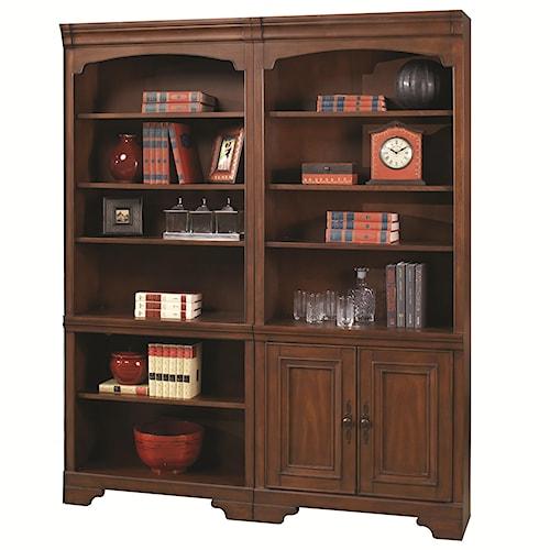 Aspenhome Richmond Small Bookcase Combination
