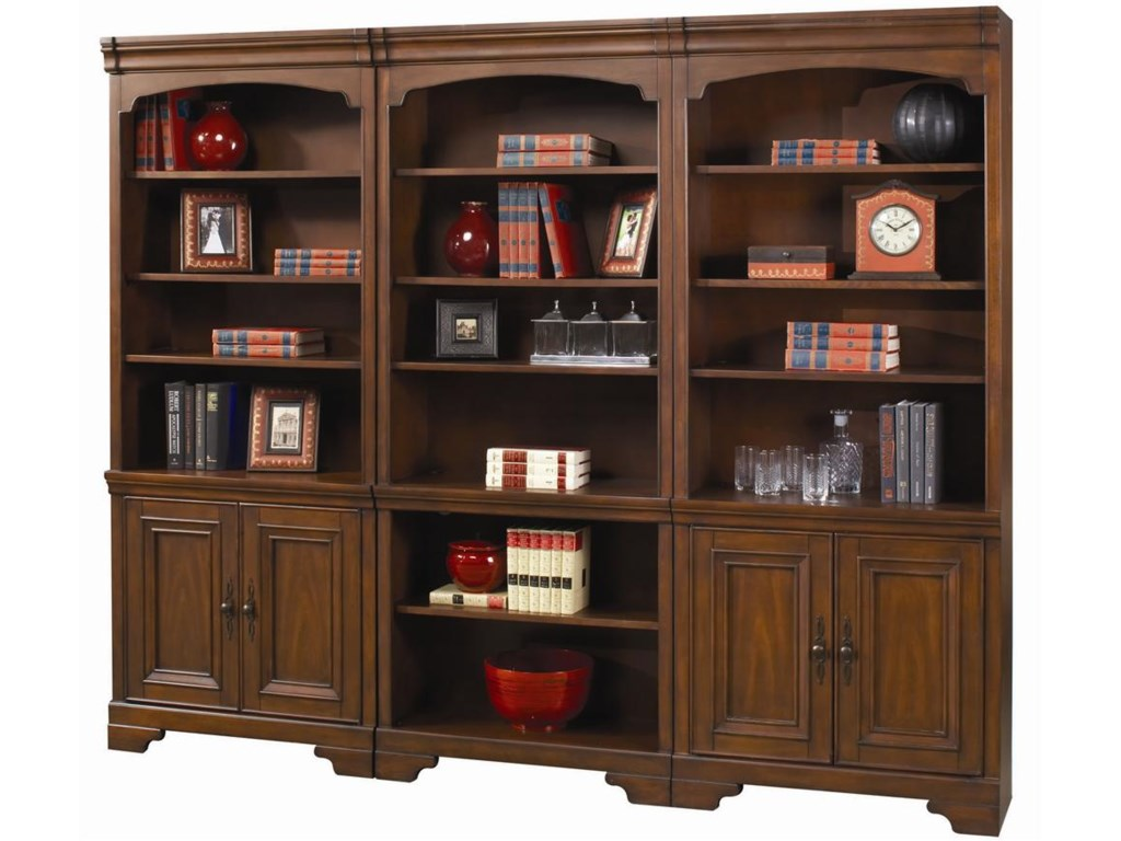 Shown with Door Bookcases