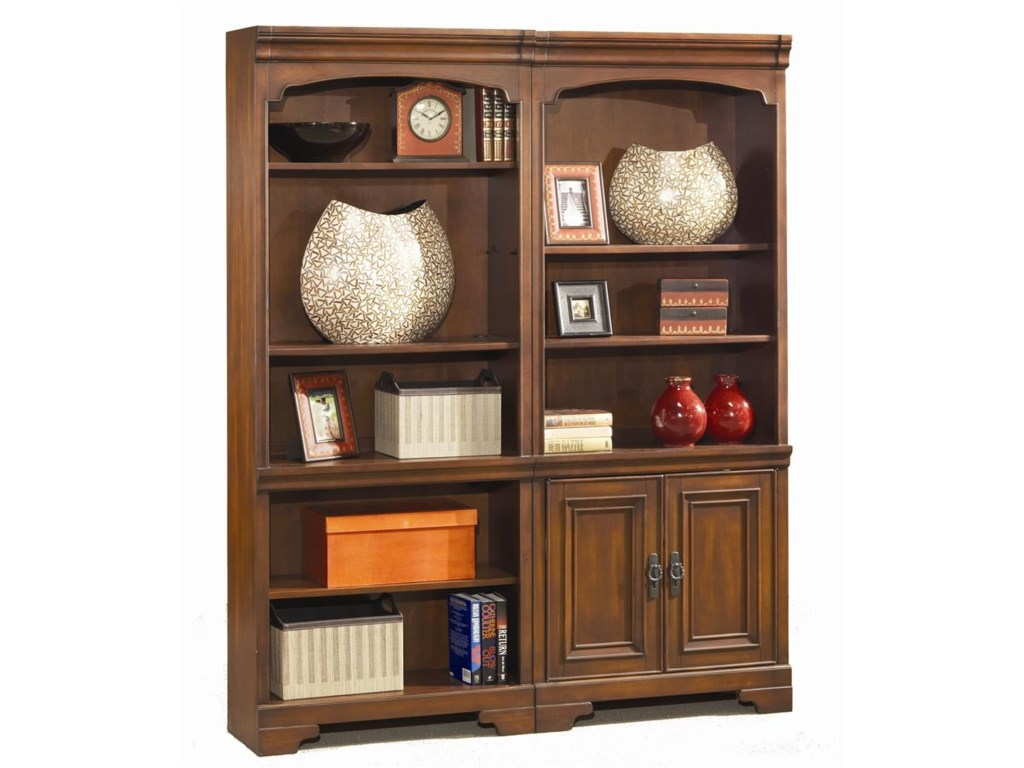 Aspenhome RichmondOpen Bookcase