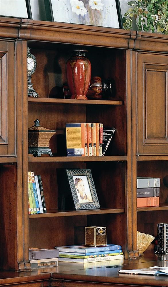 Hutch with Open Shelves