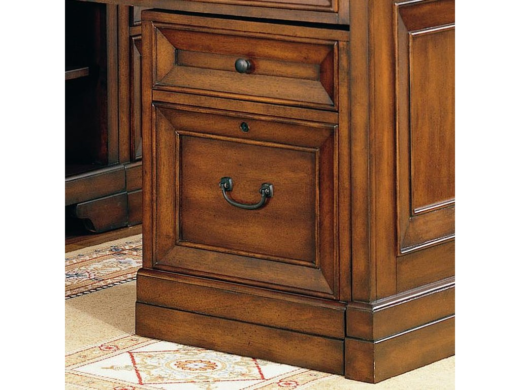 Aspenhome Richmond Rolling Filing Cabinet