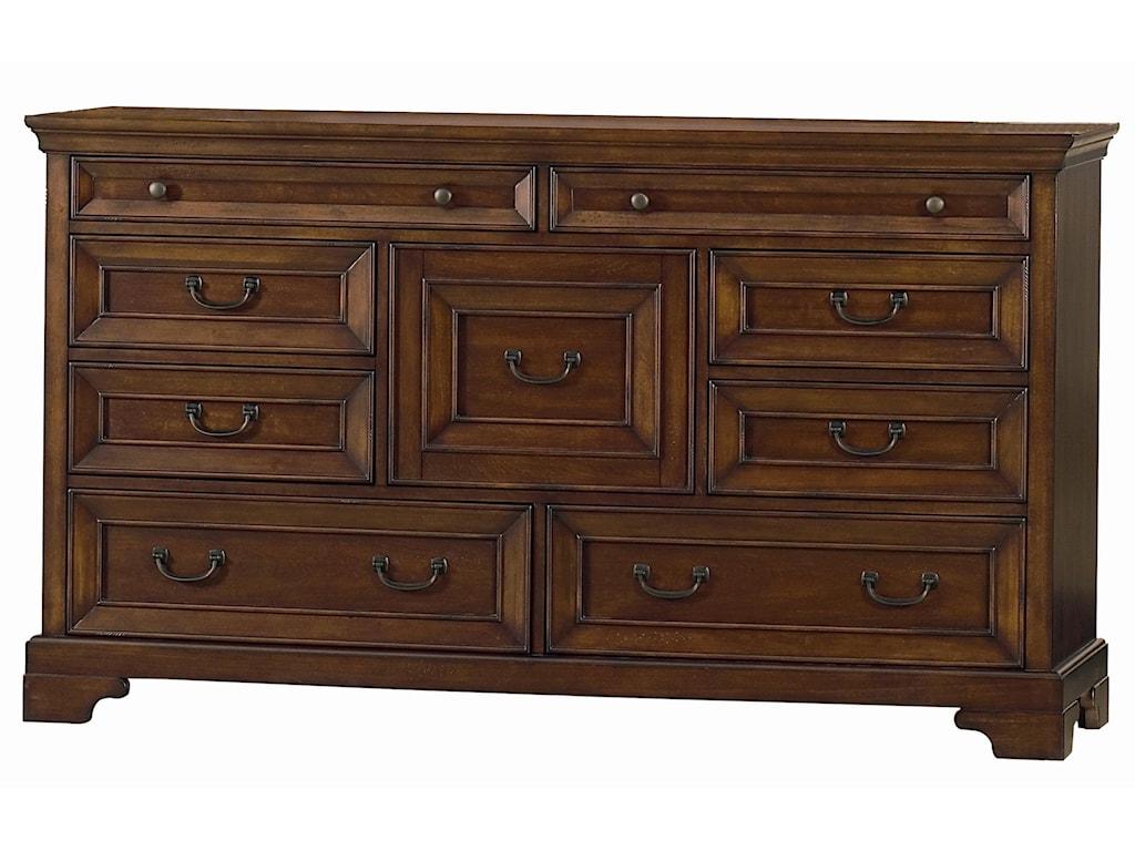 Nine Drawer Dresser