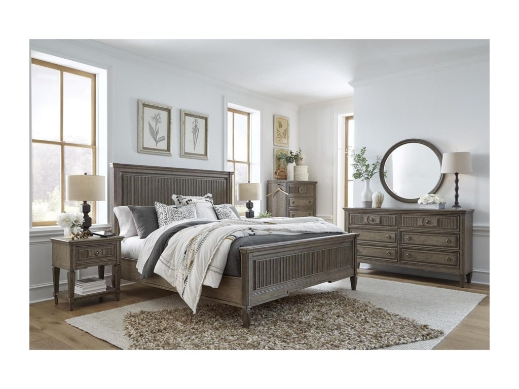 Aspenhome StrasbourgQueen Bedroom Group