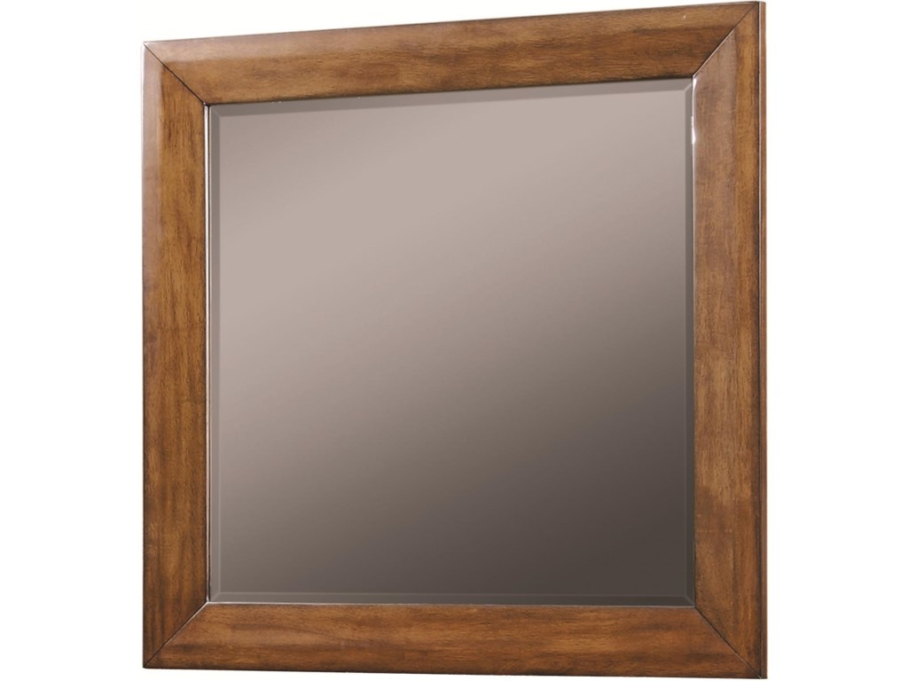 Aspenhome TamarindLandscape Mirror