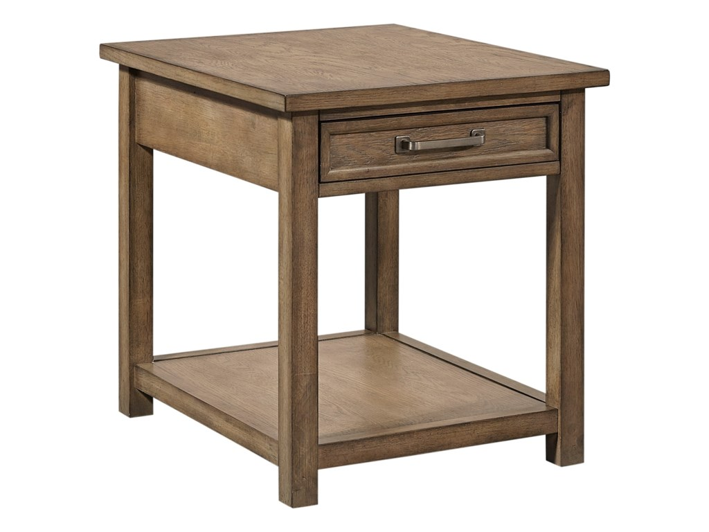 Aspenhome Terrace PointEnd Table