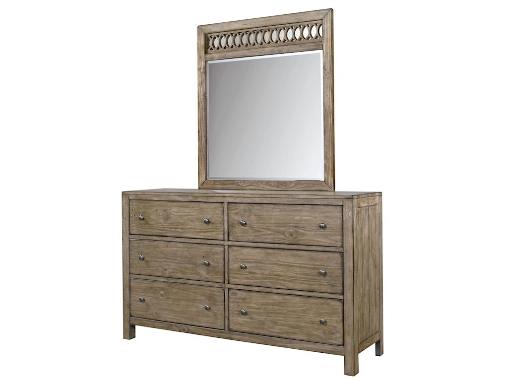 Aspenhome TildonFret Mirror