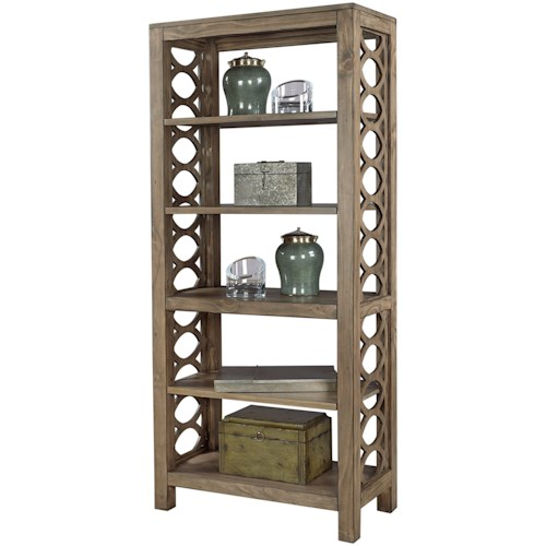 Aspenhome Tildon Bookcase Room Divider With 5 Shelves
