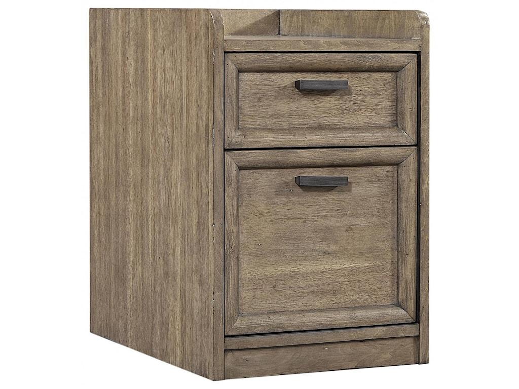 Aspenhome TrellisRolling File Cabinet
