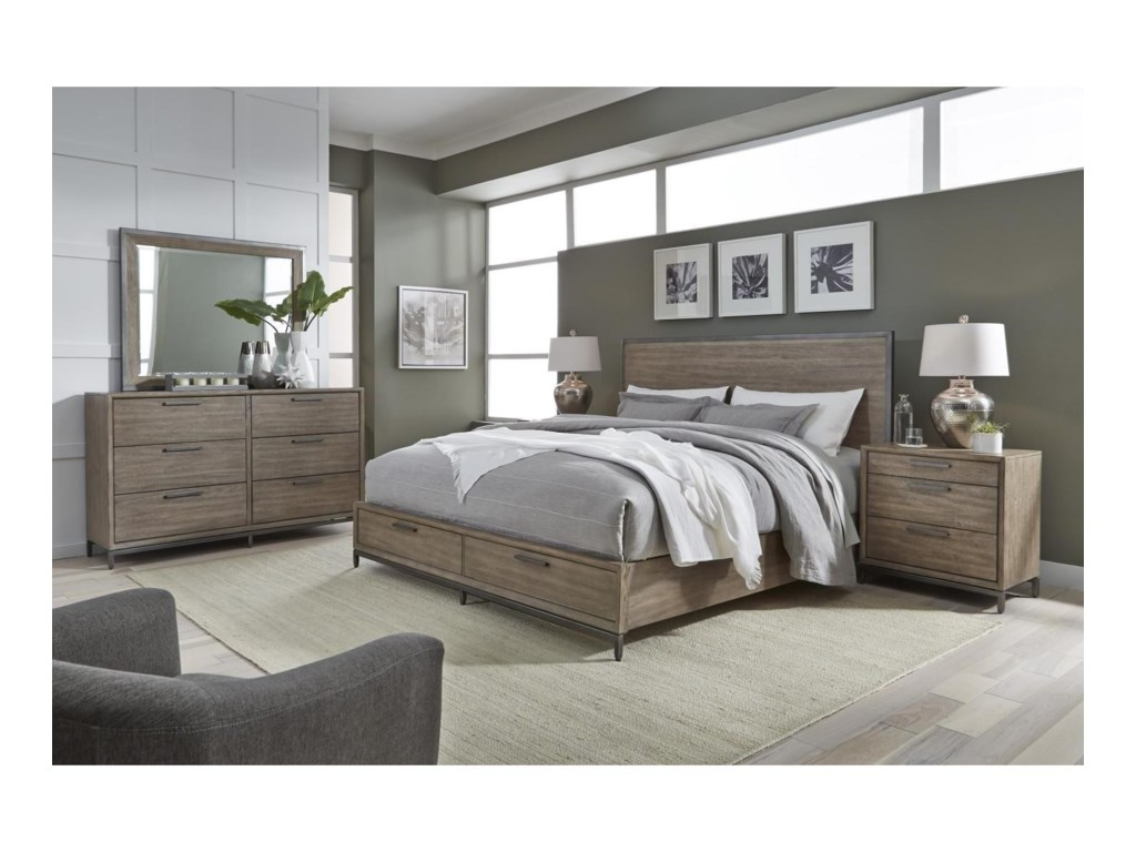 Aspenhome TrellisCalifornia King Bedroom Group