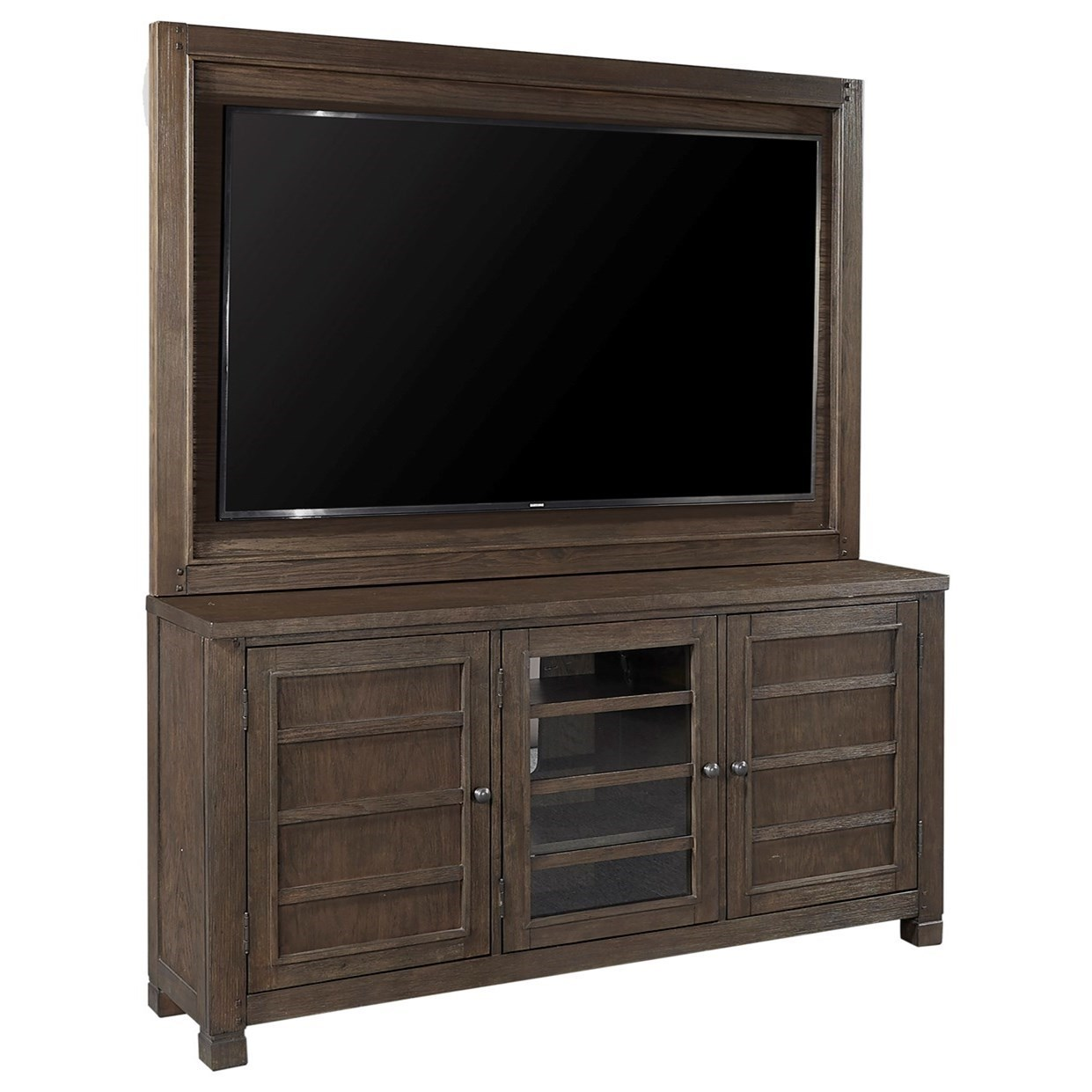 """65"""" Console with TV Backer"""