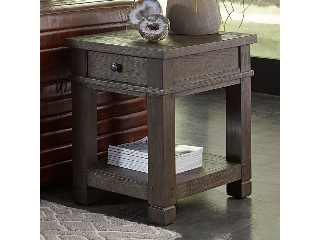 Birch Home TuckerChairside Table