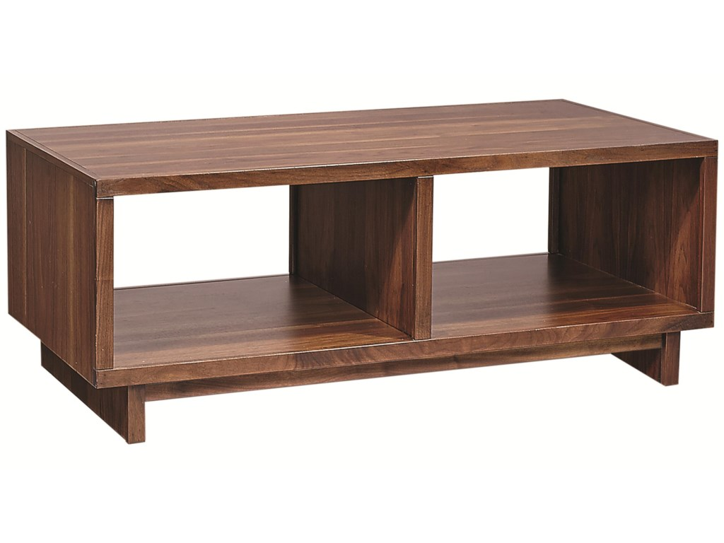 Aspenhome Walnut HeightsCocktail Table