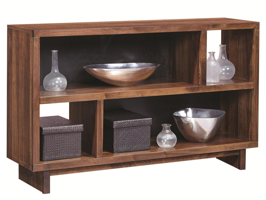 Aspenhome Walnut HeightsConsole Table