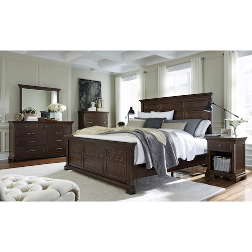 Aspenhome Weston King Bedroom Group