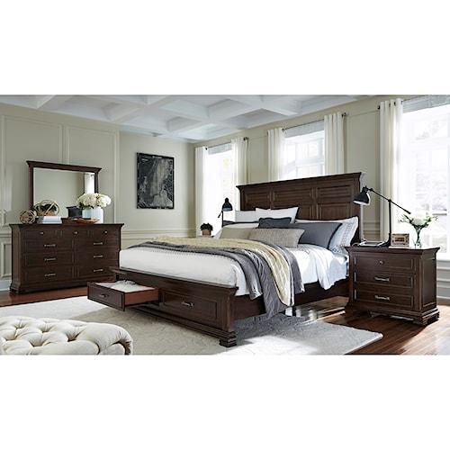 Aspenhome Weston Queen Bedroom Group