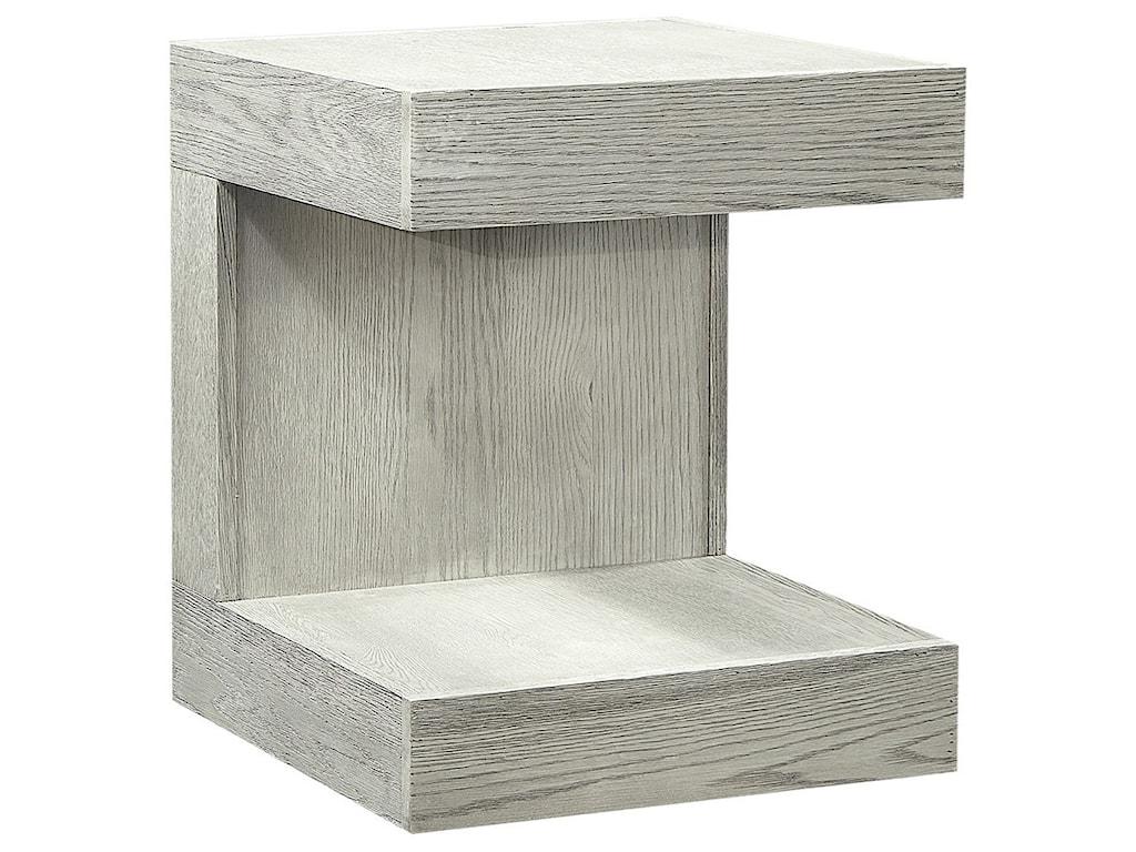 Aspenhome Nova OakEnd Table