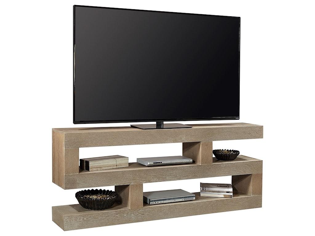 Aspenhome Nova OakConsole Table TV Stand