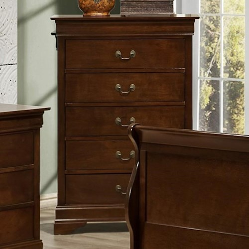 Austin Group Marseille 5-Drawer Chest