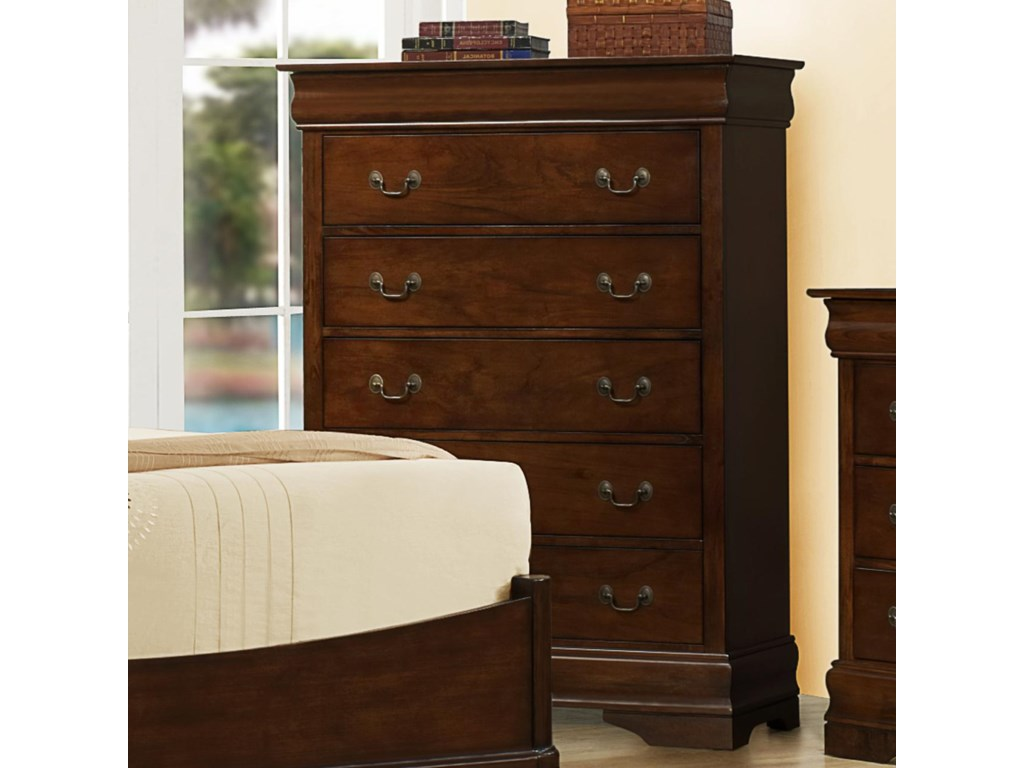 Austin Group Big Louis6-Drawer Chest