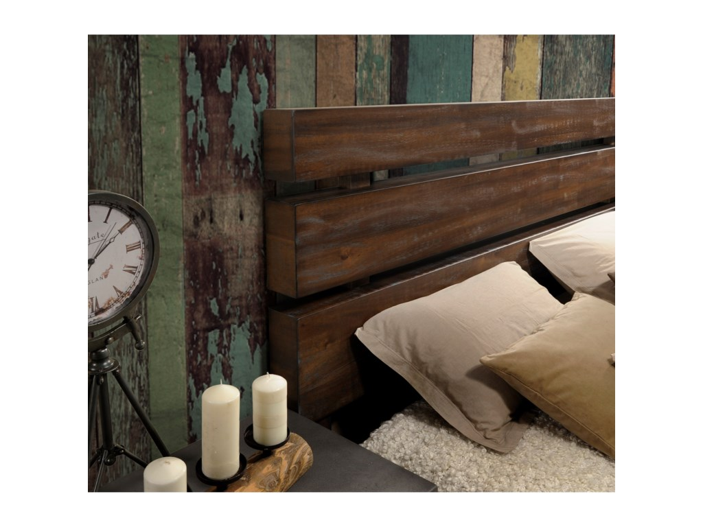 Austin Group ForgeQueen Panel Bed