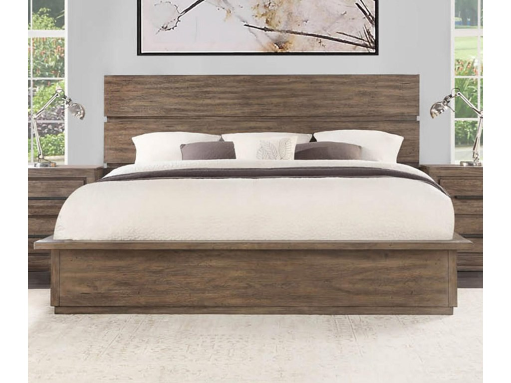 Austin Group HavenKing Storage Bed