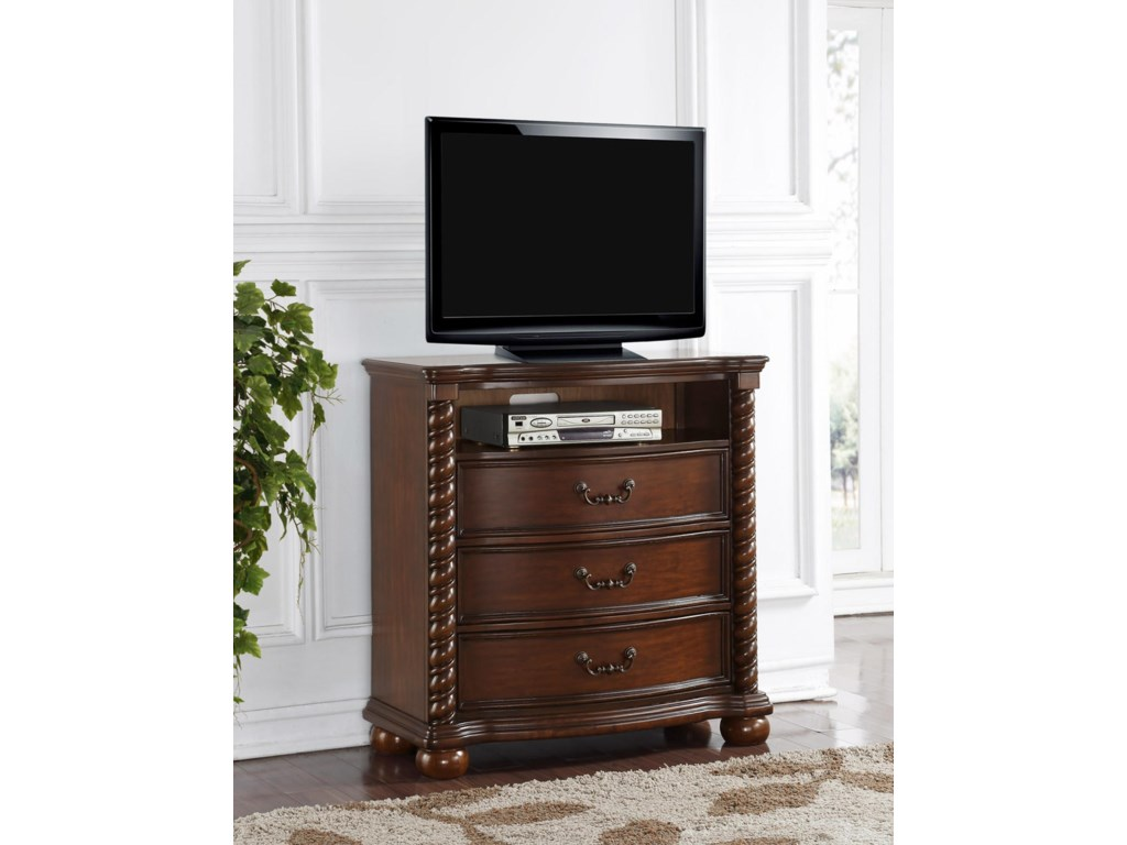 Austin Group MontarosaMontarosa TV Chest