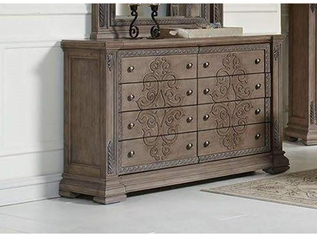 Avalon Furniture TuscanyDresser