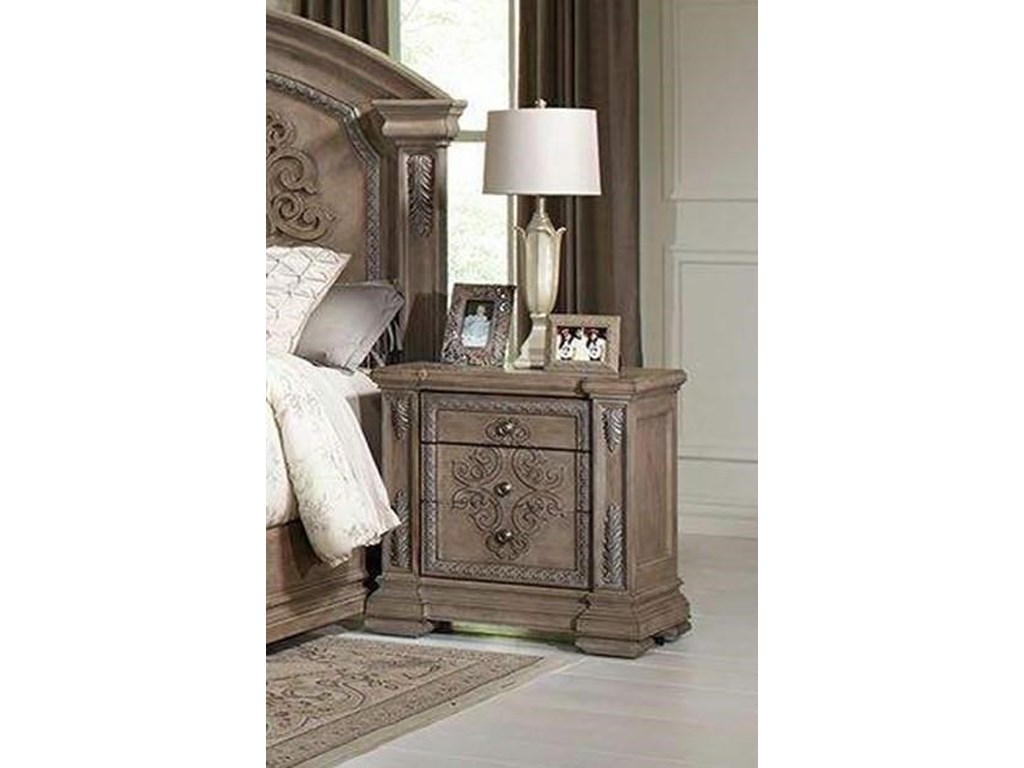 Avalon Furniture TuscanyNightstand