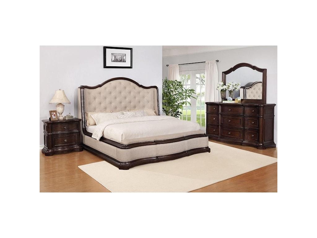 Avalon Furniture B00169King Bed